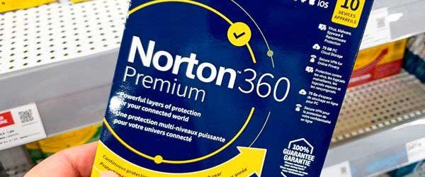 Norton 360 Deluxe: