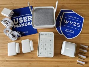 Wyze Home Security System