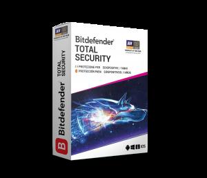 Total Security Bitdefender