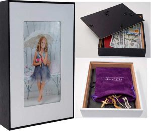 Picture Frame Can Safes