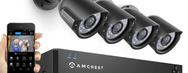 Amcrest 960H 8CH Security System Review | U Spy Gear