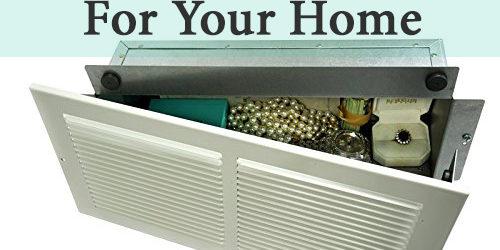 Best Hidden Safes for your Home | U Spy Gear | Reviews
